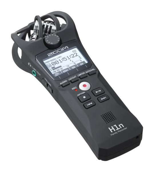Portable recorder Zoom H1N