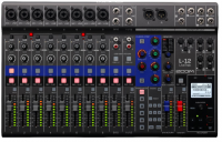 Analog mixing desk Zoom LiveTrak L-12