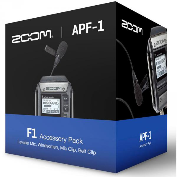 Accessories set for recorder Zoom F1 Accessory Pack