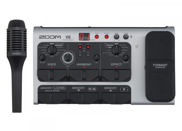 Effects processor  Zoom V6